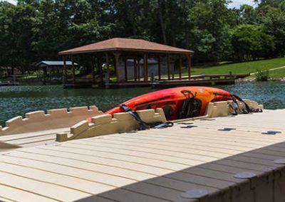 Kayak Storage Straps