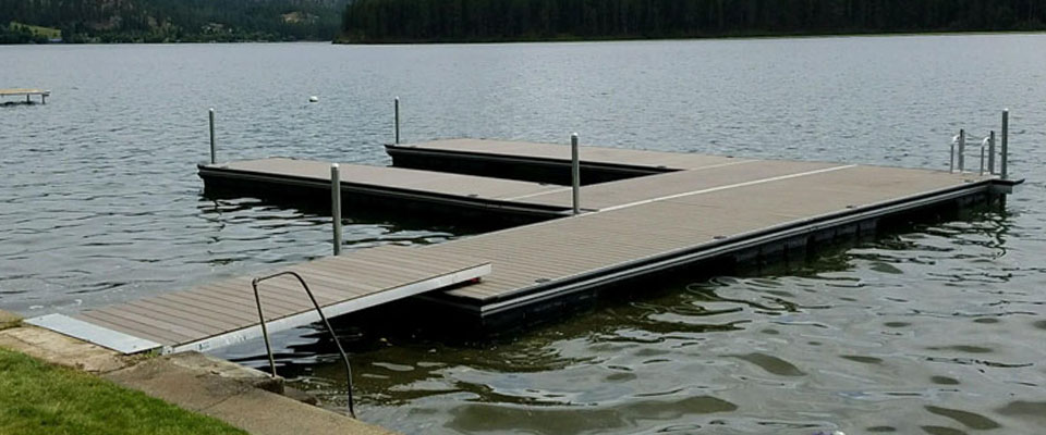 Wide array of gangway, ramp and accessories