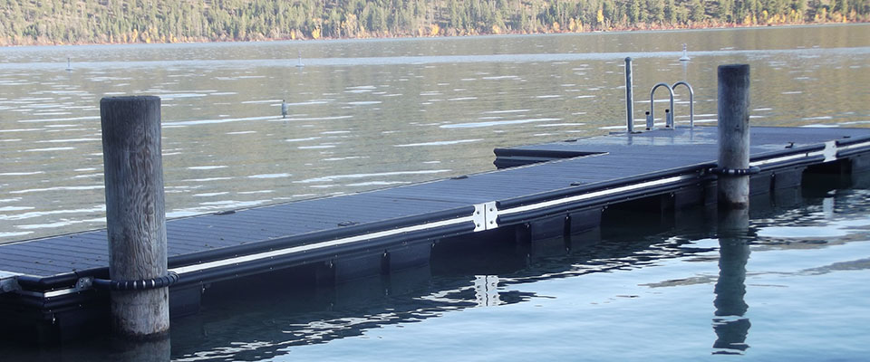 LAKESIDE BOAT DOCKS are available in a multitude of sizes and dimensions