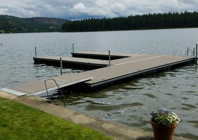 Lakeside Boat Docks