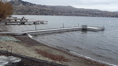Kalamalka Lake | EZ Dock Okanagan