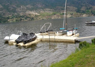 Skaha Lake | EZ Dock Okanagan